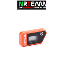 NRTEAM CONTAORE WIRELESS CROSS ENDURO VIBRAZIONE MOTO ARANCIONE Polaris