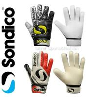 New Sondico Match Boys Girls Kids Junior Goalkeeper Gloves Age 4 to 12  goalie