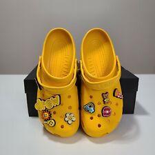 "New Deadstock Crocs x Justin Bieber ""Drew House"" Size 12"