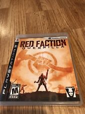 Red Faction Guerrilla (PlayStation 3) PS3 Complete VC7