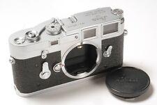Leitz Leica M3 Nr. 978537, 1x Deckel
