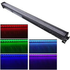 252 LED RGB Wall Wash Bar Light DMX Club Disco Stage Wedding Show Party Lighting