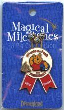 Disneyland - Magical Milestones - 1968 - Winnie the Pooh For President Pin
