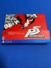 Altus Persona 5 20th Anniversary Edition Deluxe for PlayStation 4