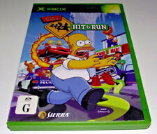 The Simpsons Hit and Run XBOX Original PAL *No Manual*