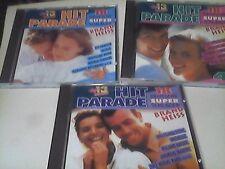 Top 13 HIT PARADE 18 tedeschi SUPER canzonette 1/94, 2/94, 3/94, 4/94, 5/94
