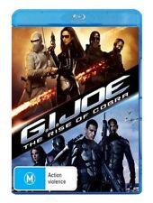 G.I. Joe - The Rise of Cobra (Blu-ray, 2009) BRAND NEW