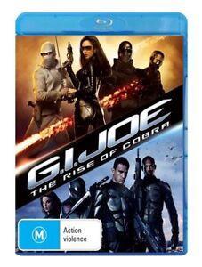G.I. Joe - The Rise of Cobra (Blu-ray, 2009)