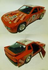 PORSCHE 924 RALLYE 1/24 BURAGO Made in Italy