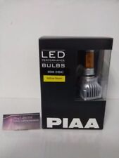 PIAA 2800K 9006 HB4 Yellow High Output LED Conversion Kit Twin Pack