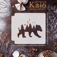 Bear Forest 783-831 Stencil