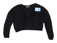 TU Womens Size 8 Black Cardigan (Regular)