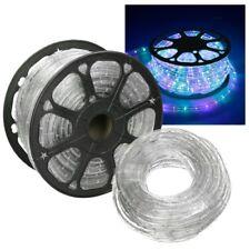 LED Lichtschlauch Lichterschlauch Lichterkette bunt Licht Schlauch RGB 50m
