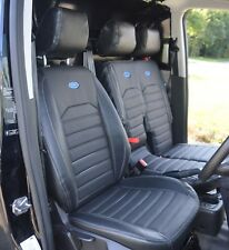 Ford Transit Connect Waterproof Tailored Quilted Design Van Seat Covers 2013+