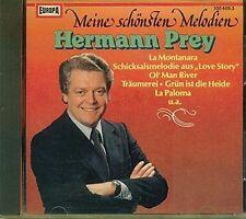 Hermann Prey Meine schönsten Melodien (14 tracks, & Schaumburger Märchens.. [CD]