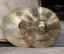 "More details for istanbul mehmet samatya series 14"" hi hat cymbals #640"