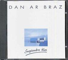 DAN AR BRAZ - SEPTEMBRE BLEU - CD 9 TITRES - 1998 - NEUF NEW NEU
