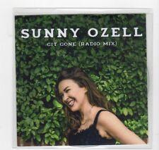 (HU803) Sunny Ozell, Git Gone - DJ CD