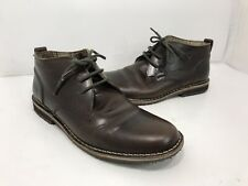 Red Tape Brown Ankle Length Shoes Art RTS4772  BRN Size 44 ( Us 10.5)