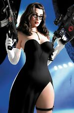 G.I. JOE 273 MIKE MAYHEW BARONESS DRESS EAST SIDE COMICS EXCL VIRGIN VARIANT