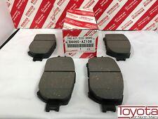 2002-2006 Toyota Camry Oem Front Genuine Brake Pads 04465-AZ106