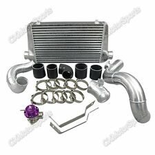 CXRacing Bolt-on Intercooler Kit For 92-98 BMW 325i 328i E36 Top Mount T3 Turbo