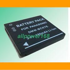 new Battery for Panasonic DMW-BCK7 NCAYN101G NCA-YN101F NCA-YN101H NCAYN101H