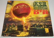 K2R RIDDIM APPEL D'R  REGGAE   CD DIGIPACK  RARE