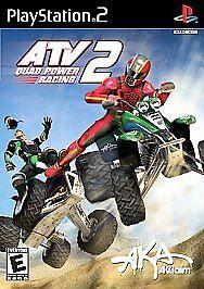 ATV: Quad Power Racing 2 (Sony PlayStation 2, 2003)