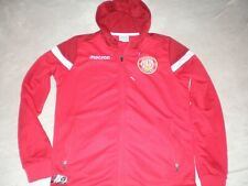 Stevenage Football Full Zip Hoodie Track Jacket Size Small S Adult No Shirt
