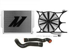 MISHIMOTO BMW E30/E36 X-Line High Performance Radiator+Shroud+Fan+Hose BLACK