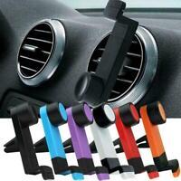 Universal Rotating 360' Car Mobile Phone Holder Air Mount Clip Vent Cradle R7O4