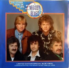 Moody Blues - The Other Side Of Life - Blue Vinyl - Promo 45 - New - Last Copy!