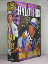 1st,signed by 5,Halo for Hire:Complete Paul Pine Mysteries,Howard Browne,Haffner