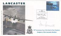 Dam Busters Cover Signed  Thomas Bennett DFM 617 Sqn   Navigator.