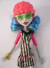 MONSTER HIGH DOLL - Skultimate Roller Maze - GHOULIA YELPS - Complete Outfit