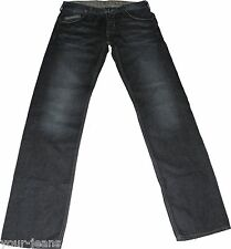 Guess Jeans Rebel straight leg taille 30 aspect use