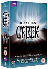 JONATHAN CREEK Complete Season Series 1 2 3 4 + Specials Boxset NEW DVD R4