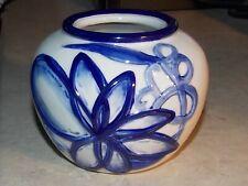 Blue Sky Ceramic Heather Goldminc Jardine Sugar Bowl 2014 Pottery