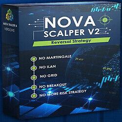 Nova Scalper Forex GOLD EA robot for gold(Xauusd)