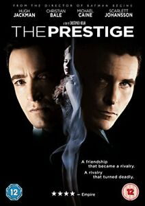 The Prestige [DVD] [2006] [DVD][Region 2]