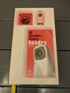 Jason Siu Hoodry Speaker Kidrobot 50W Extremely Limited Rare Prototype 2004