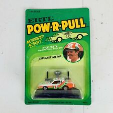 Vintage Ertl Pow-R-Pull Kyle Petty #4079 7 Eleven Stock Car Die Cast Rare New