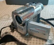 panasonic nv-gs1 videocamera mini dv telecamera cassette digitale FUNZIONANTE