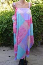 NEW Crossroads MAXI DRESS Size 18. $59.95 Sorbet Pastel Hanky Dress Loose Fit