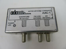 AUDIO DESIGN ASSOCIATES ADA AAC-1 ACTIVE ANTENNA COMBINER