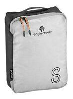 eagle creek Pack-It Specter Tech Cube S Kleidersack Tasche Schwarz Grau Neu