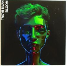 "TROYE SIVAN - FRANCE ONLY SINGLE PROMO CD ""BLOOM"""
