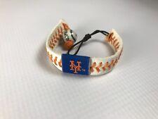 New York Mets Gamewear Baseball Bracelet New