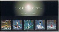GB Presentation Pack 286 1998 Lighthouses